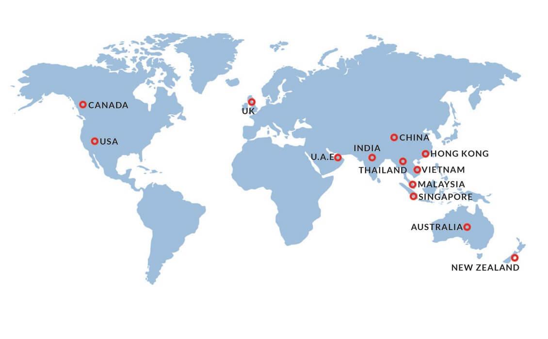 Goldbank Map